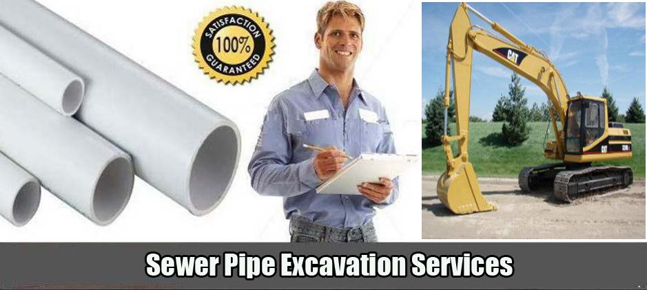 Trenchless Sewer Services Sewer Excavation