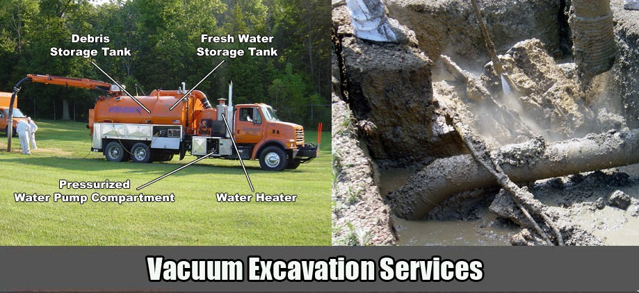 TSR Trenchless, Inc. Vacuum Excavation